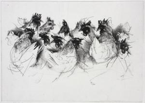Bodo W. Klös Hühner
